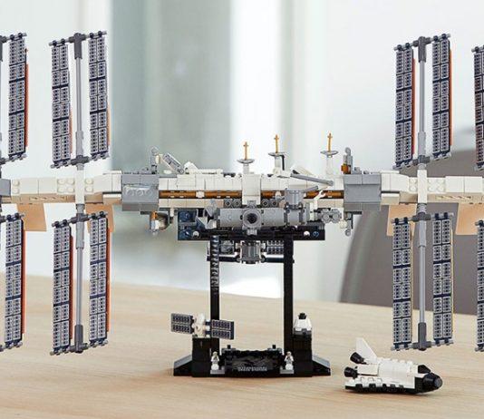 Lego release International Space Station set.