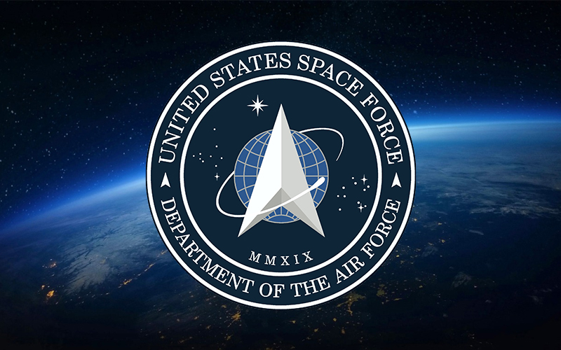 The new logo for the Space Force has some critics calling it a Starfleet ripoff.