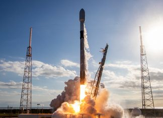 The SpaceX Starlink constellation has grown to 240 satellites.