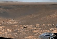 NASA's JPL has released a 1.8-billion-pixel panoramic image of Mars.