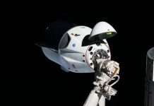 Axiom Space selects SpaceX Crew Dragon to carry customers to the International Space Station.