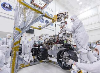 NASA name Mars 2020 rover Perseverance.