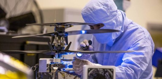 NASA complete testing of Mars Helicopter.
