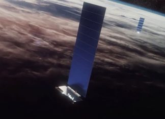 SpaceX deorbit second Starlink satellite.