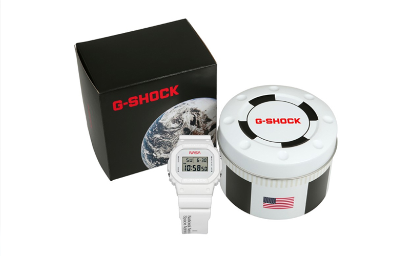 Casio NASA G-Shock (DW5600NASA20) 4.