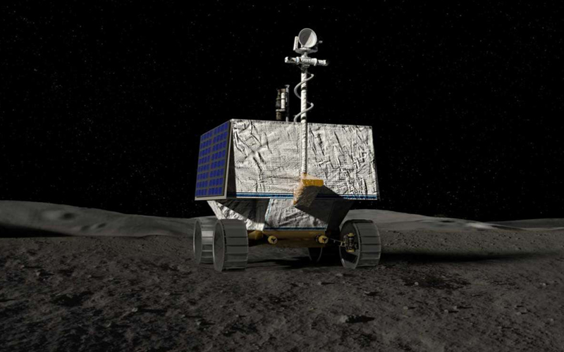 NASA has launched a worldwide challenge to design miniature moon scouts.
