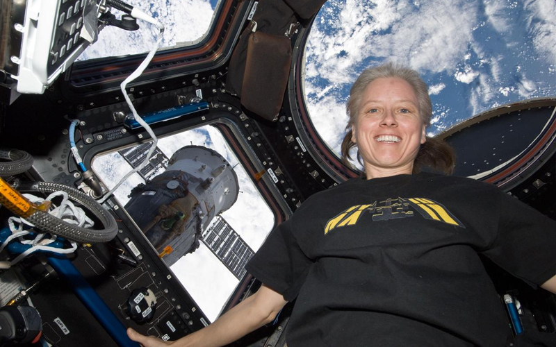 NASA selects Shannon Walker as the fourth member of the first operational Crew Dragon mission.