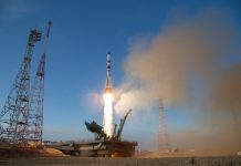 Russia has launched 2.5 tons of space station cargo aboard Progress MS-14 spacecraft.
