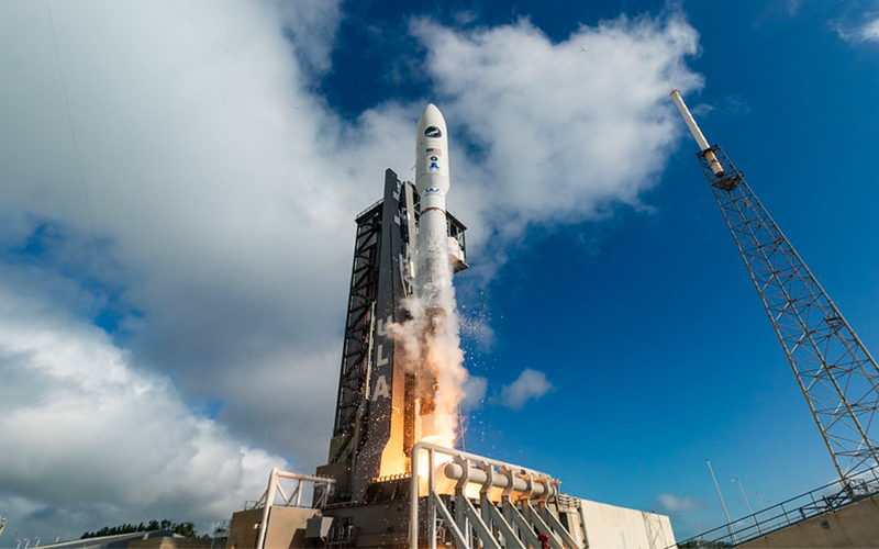 ULA launched classified US Air Force X-37B aboard Atlas V for US Space Force.