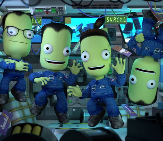New Kerbal Space Program update will include Ariane 5 rocket elements and ESA missions.