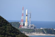 HTV-9 International Space Station resupply mission has been launched aboard H-IIB rocket.