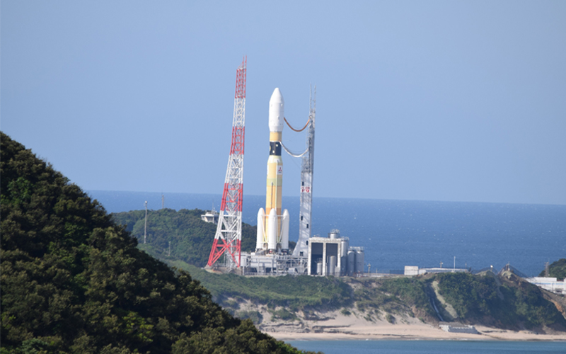 Japan Launch Space Station Resupply Mission - Rocket Rundown