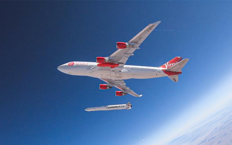 Virgin Orbit announce launch window for maiden LauncherOne flight.