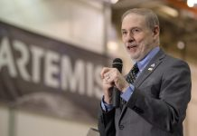 NASA head of human spaceflight Doug Loverro has resigned abruptly.