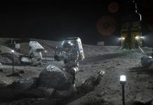 NASA selects Blue Origin, SpaceX and Dynetics to develop human lunar landers.