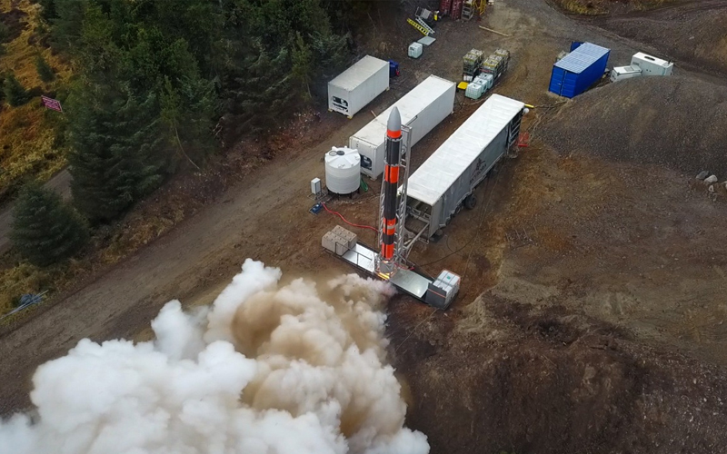 Skyrora has performed a full static fire test of Skylark L rocket ahead of its 2021 maiden flight.
