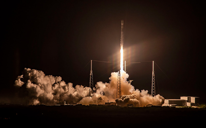 SpaceX launched 60 Starlink satellites on the 10-year anniversary of maiden Falcon 9 flight.