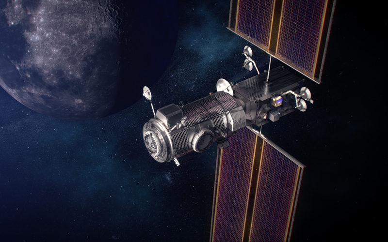 NASA orders Lunar Gateway's crew cabin from Northrop Grumman