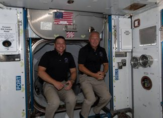 NASA SpaceX Demo-2 astronauts Bob Behnken and Doug Hurley will return to Earth on August 1.