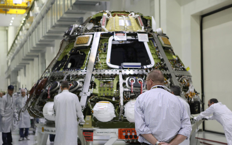 """NASA OIG has found the agency was """"overly generous"""" with Lockheed Orion award fees."""