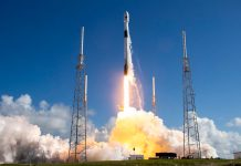 SpaceX launch ANASIS II military communications satellite for South Korea aboard flight-proven Falcon 9.