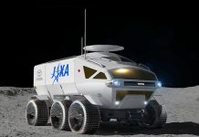 "JAXA and Toyota have called pressurised lunar rover the ""Lunar Cruiser""."