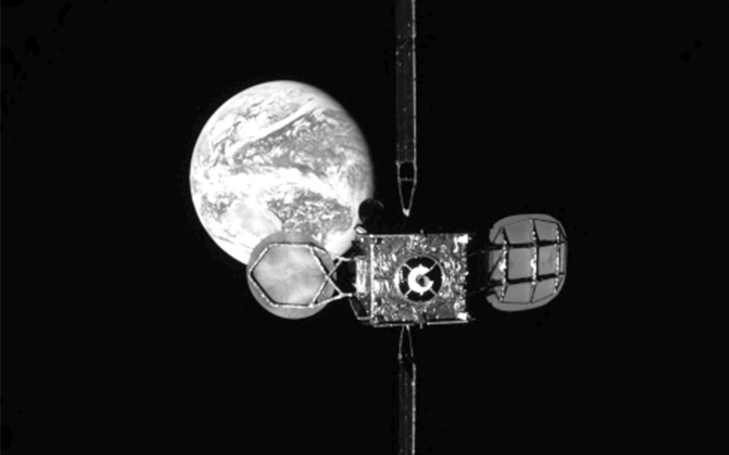 Northrop Grumman Mission Extension Vehicle 2 (MEV-2) launched aboard Ariane 5.