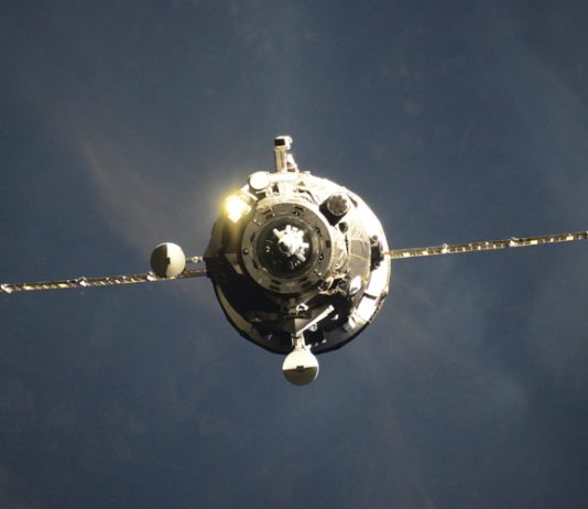 Roscosmos is set to attempt a record-setting two-orbit space station rendezvous.
