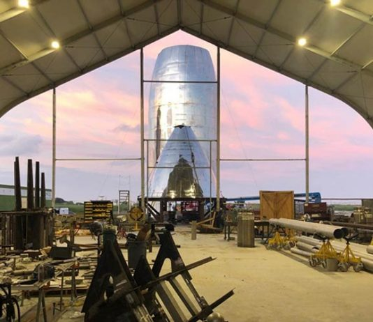 SpaceX to transform Boca Chica village into a 21st century spaceport and resort.