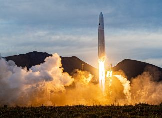 Astra fails to reach orbit with first launch attempt.