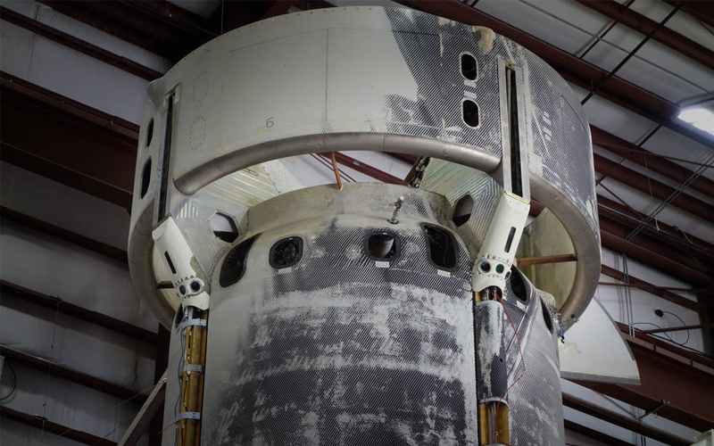 NASA lunar lander technology will be launched aboard the next Blue Origin flight.