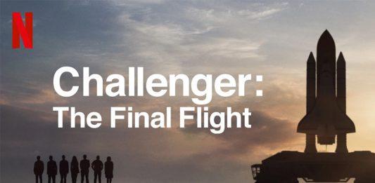Netflix release four-part Challenger: The Final Flight docuseries.