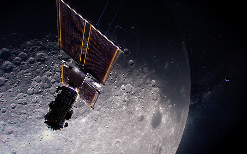 NASA released a detailed look at the agency's lunar Gateway space station.