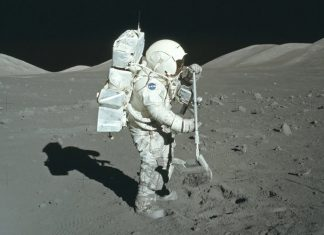 NASA has offered to pay for lunar soil and rocks.