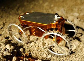 Astrobotic delivers its first 2U CubeRover to NASA.