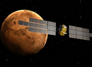 ESA award $491-million contract to Airbus for the development of the Mars Sample Return Orbiter.