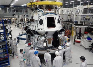 NASA push SpaceX Crew-1 mission to early-to-mid November.