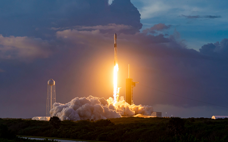 SpaceX plans to use data collected from the launch of the Sentinel-6 satellite to ensure the Falcon 9 is safe for NASA's Crew-1 mission.