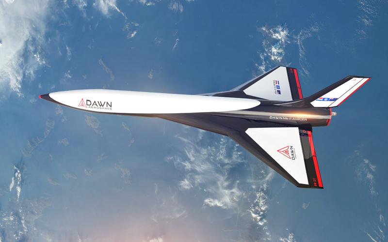 Dawn Aerospace receive a €385k European Space Agency development contract.