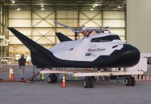 Maiden Dream Chaser flight has been delayed to 2022.