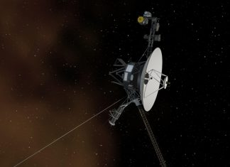 NASA has contacted Voyager 2 more 18 billion kilometers from Earth for the first time since March following upgrades to key radio antenna.