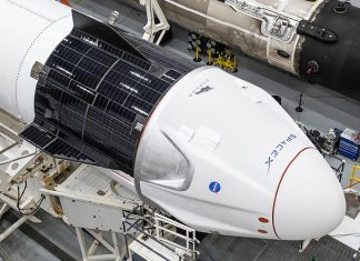 SpaceX resolve Crew Dragon Resilience fault on its way to space station.