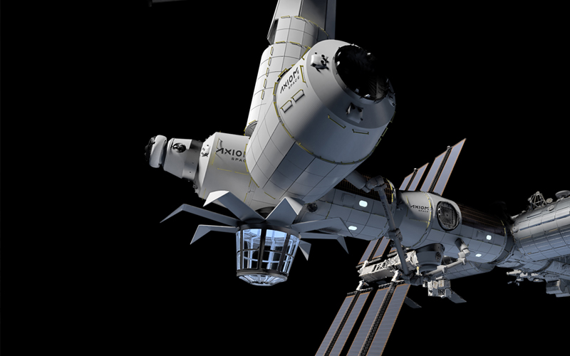 Axiom Mission 1 will transport a crew of four to the International Space station for an eight-day stay.