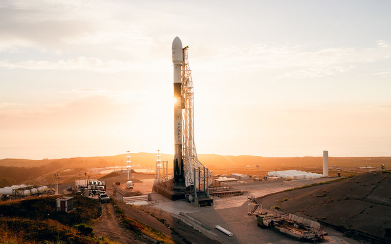 SpaceX is set to launch the Türksat 5A telecommunications on January 8 from Cape Canaveral.