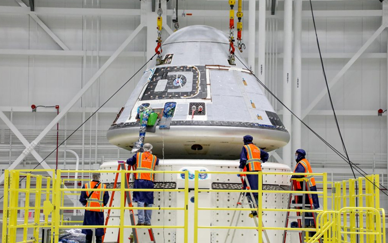 NASA has announced that the second Boeing Starliner Orbital Flight Test will be launched on March 25.