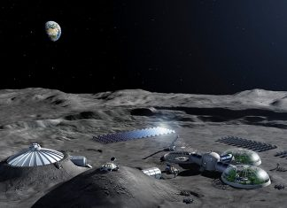 DARPA is set to host a webinar to provide industry with information regarding the agency's new Novel Orbital and Moon Manufacturing, Materials and Mass-efficient Design (NOM4D) program.