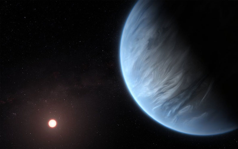 ESA's Gaia observatory has discovered an exoplanet orbiting solar-type star Gaia EDR3 3026325426682637824.