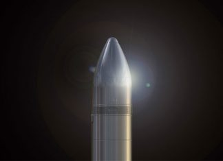 The Rocket Lab Neutron launch vehicle is slated to be launched on its maiden flight in 2024.