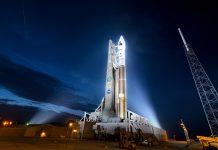 Amazon will begin to launch its Kuiper broadband internet satellites aboard nine Atlas V missions.