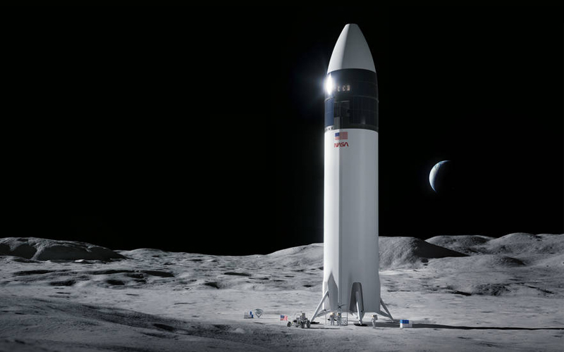 Blue Origin filed a protest with the GAO stating that NASA improperly awarded a Human Landing System contract to SpaceX.